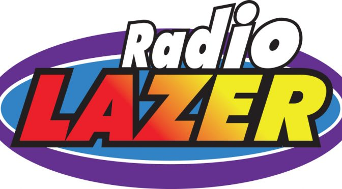 Radio Lazer's National Lineup Set