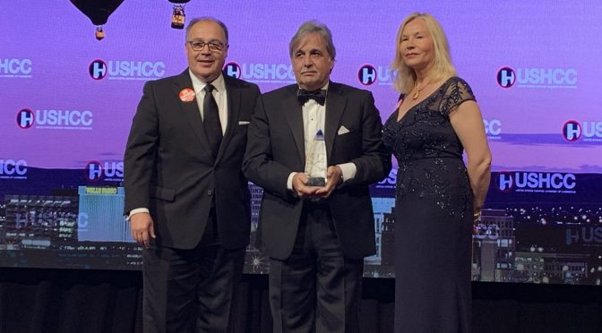 Raúl Alarcón Jr.: 2019 Hispanic Businessperson of The Year